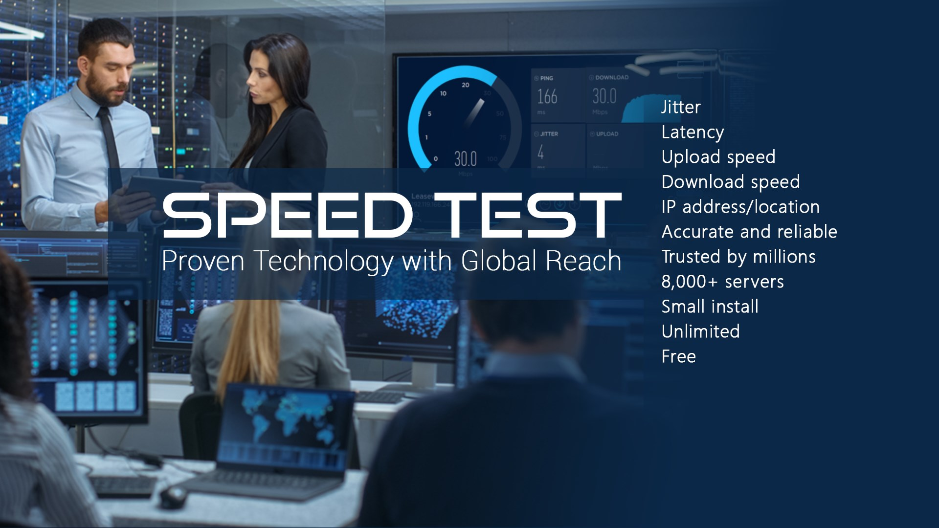speed test measure